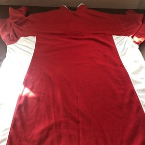 Nike Shirts - Thick double layer Nike pullover shortsleeved